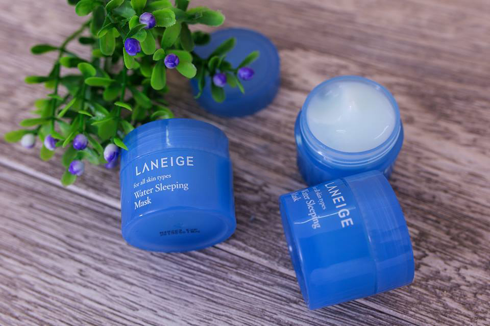 Mặt nạ ngủ Laneige Water Sleeping Mask (~39.000 - 450.000 VNĐ)