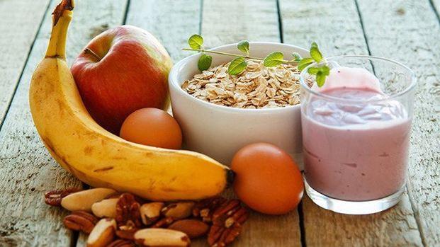 Các món ăn phụ giúp bạn tăng cân