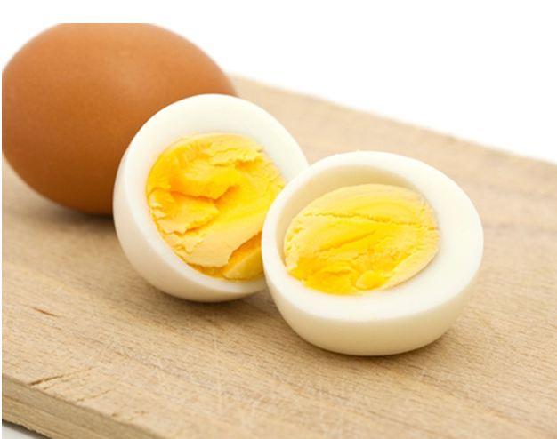 Trứng giúp tăng cân