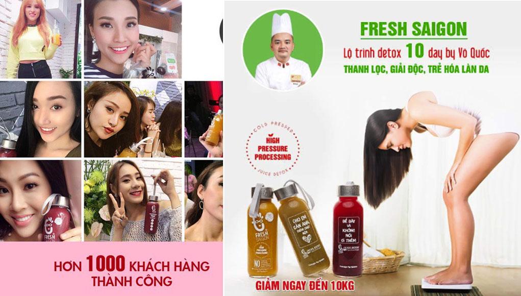 [Mua Ngay] Beauty Drink Detox 10 day | Detox Giảm Cân 10 Ngày [HCM]