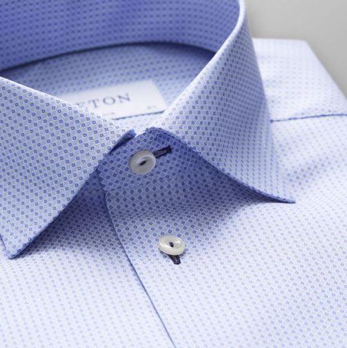 Những sản phẩm được may từ loại vải này sẽ tạo nên form áo cứng cáp