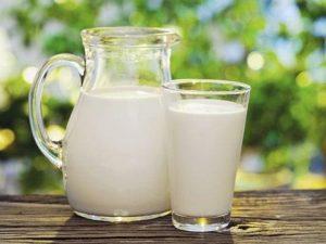 Trắng da bằng sữa tươi