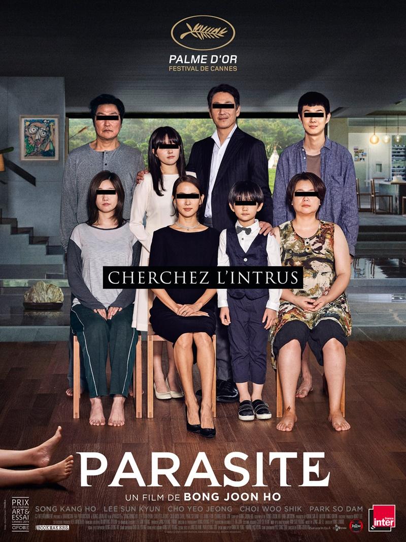 Parasite - ký sinh trùng