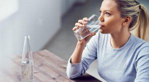 Nước giúp thải độc tố ra khỏi cơ thể