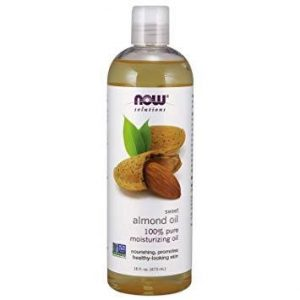 Now Solutions Almond Oil