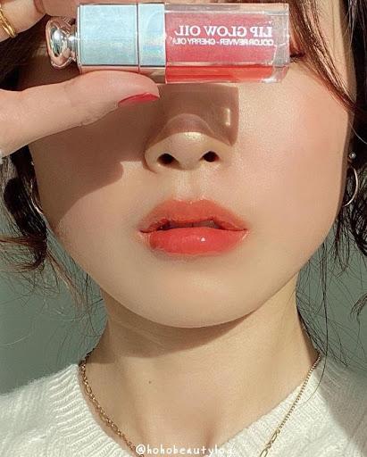 Dior Lip Glow Oil – Màu 004 Coral
