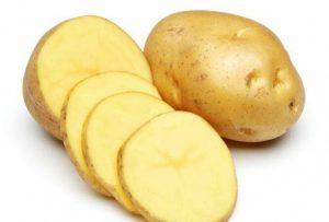 Cách trị sẹo rỗ từ khoai tây