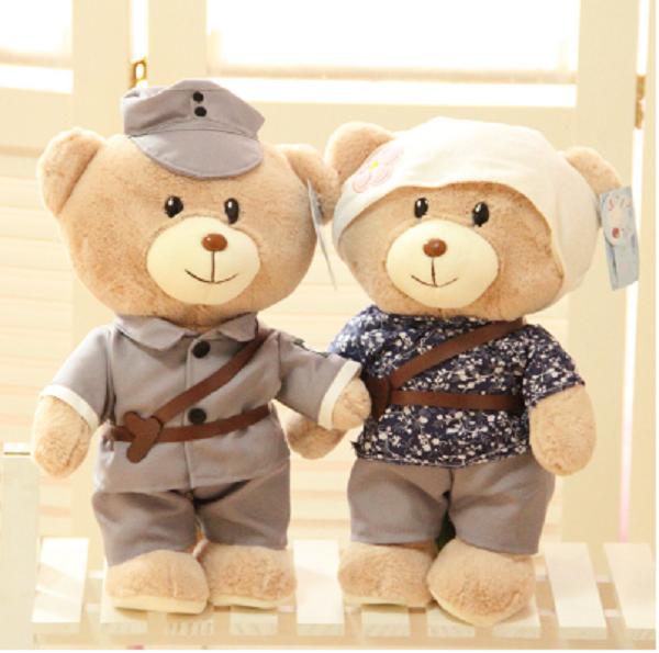 Gấu bông: Món quà ý nghĩa 8/3 thay lời yêu thương gửi đến nàng