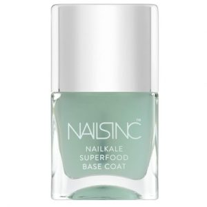 Nails Inc Nailkale Superfood Base Coat bảo vệ móng chắc khoẻ, không bị ố vàng