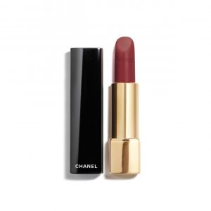 Son Chanel Rouge Allure Velvet Luminous Matte Lip Colour màu 58 Rouge Vie