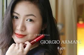 Son Giorgio Armani Lip Maestro Liquid Lipstick màu 405 Sultan